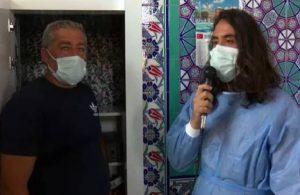 Camiden Türkçe ve Kürtçe anonsla aşıya davet ettiler