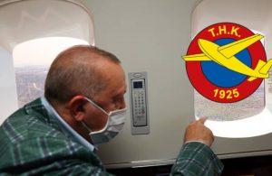 """Erdoğan'ın """"filosunu yenileyememiş"""" dediği THK'nınonursal başkanı olduğu ortaya çıktı"""