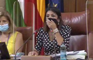Parlamentoya fare girince oturum yarıda kesildi