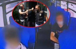 Otobüsteki tacizci İstanbul Kart'tan yakalandı