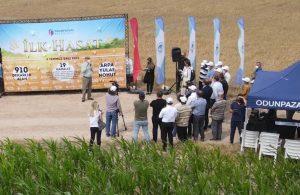 Eskişehir'de tarıma anlamlı destek