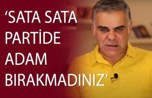 Süleyman Özışık, AKP'li vekile sert çıktı!