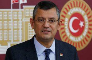 CHP'li Özel: Akşener'in açıklaması Cumhur İttifakı açısından kaygı verici