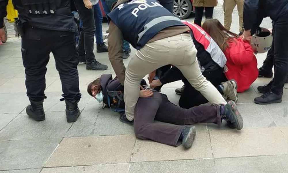 Valilik kararı kaldırıldı! Boğaziçi'ndeki şiddete soruşturma yolu açıldı