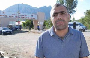 Gazeteci Sinan Aygül tahliye edildi