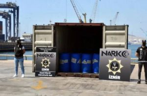 Sedat Peker işaret etmişti: 26 tonluk uyuşturucu operasyonu