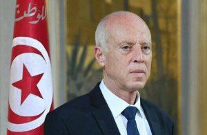 Tunus Cumhurbaşkanı, 5 üst düzey yetkiliyi ve başbakanlıktaki 16 ismi görevden aldı