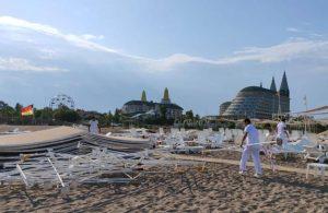 Antalya'da hortum çıktı, 6 turist yaralandı