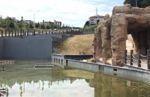 10.4 milyona mal edilen, Erdoğan'ın açtığı park hizmete alınmadı!