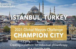 'Askıda Fatura', İstanbul'u '50 Şampiyon Şehir' arasında soktu