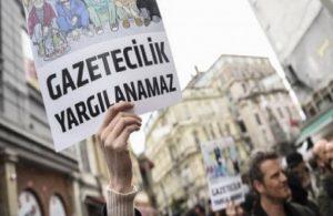 Basın Bayramı: 38 medya çalışanı cezaevinde, 400 habere erişim engeli