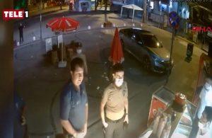 Esnafa saldıran 2 polis görevden uzaklaştırıldı