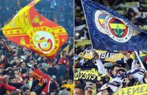 Galatasaray ve Fenerbahçe'den ortak mesaj