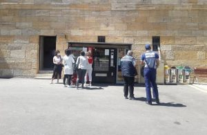 Tepki toplamıştı: Anıtkabir'e yapılan yiyecek- içecek otomatları kaldırılıyor