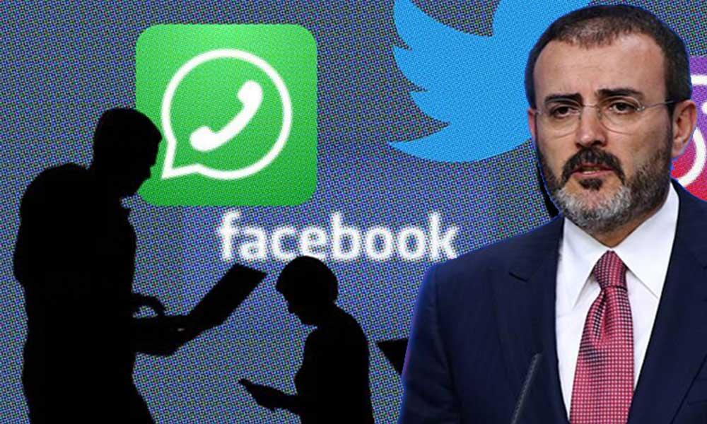 Teröre benzetti! AKP'den sosyal medyaya müdahale sinyali