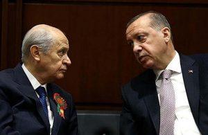AKP'nin önerisi Bahçeli'yi kızdıracak