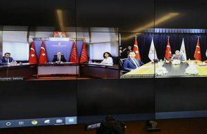 CHP ve AKP bayramlaştılar