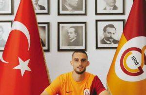 Berkhan Kutlu resmen Galatasaray'da