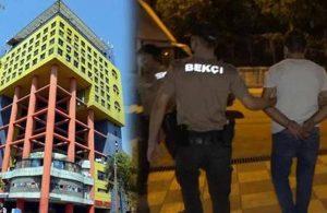 Dünyanın en saçma binasında hırsızlık: 3 gözaltı