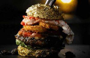 Dünyanın en pahalı burgeri! Fiyatı dudak uçuklattı