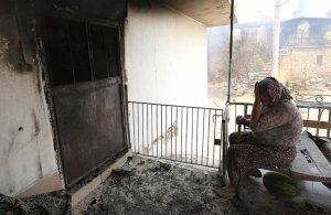 66 yaşındaki Cemile Öner'in isyanı duyuldu: Manavgat'ta yanan tedavi parası tekrar toplandı