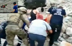 Çinli turist Tunceli'de ayı saldırısına uğradı