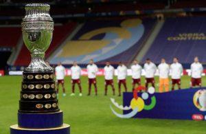 Copa America'da ilk finalist belli oldu