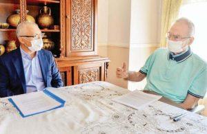 Deniz Baykal'dan Kılıçdaroğlu ve Livaneli açıklaması