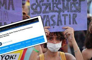 Türkiye'nin İstanbul Sözleşmesi'nden çıkması dünya basınında