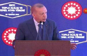 Erdoğan'ın prompterı takıldı: Kim yönetiyor bunu!