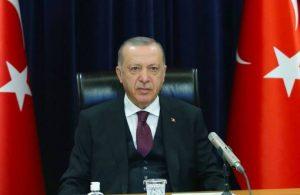 Erdoğan sel bölgesinde: Çevre ile münasebetimizi uyum üzerine inşa etmeliyiz
