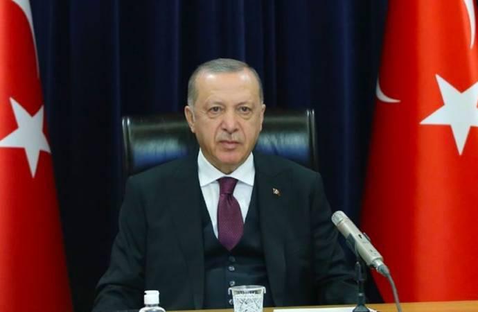 Erdoğan'ın Kıbrıs'a 'müjde'si inşaat oldu