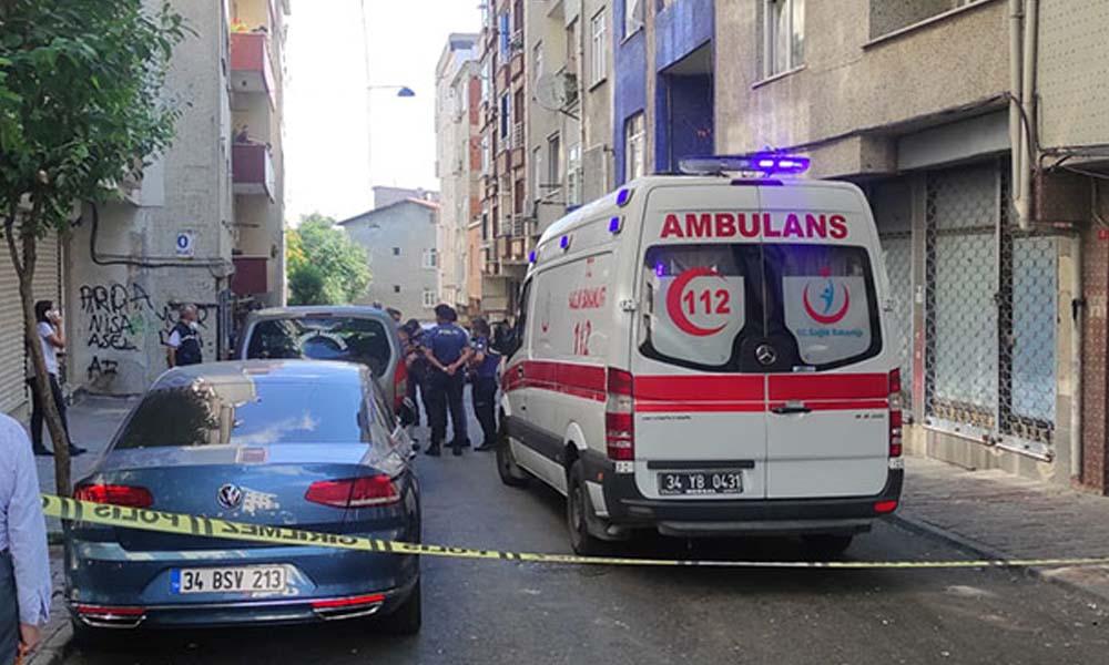 Esenler'de baba 20 yaşındaki kızını boğarak öldürdü