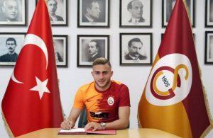 Galatasaray'dan üçüncü transfer