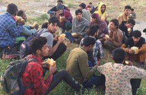 Göçmenlerin ölümcül yolculuğu