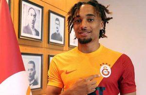 """Sacha Boey resmen Galatasaray'da: """"Tekrardan doğmuş gibi hissediyorum"""""""