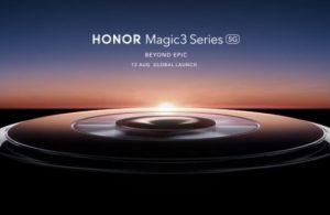 Honor Magic 3 ailesi 4 farklı modelden oluşacak