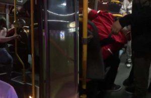 Taciz İddiası: Otobüste dövdüler