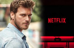 Kıvanç Tatlıtuğ Netflix'te