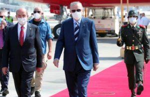 Erdoğan'ın Kıbrıs'taki açıklamaları BM'ye taşınıyor