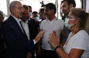 Kılıçdaroğlu'ndan esnafa 'Cumhurbaşkanım' yanıtı