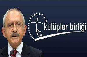 Kulüpler Birliği'nden Kılıçdaroğlu'na yanıt