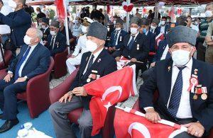 Başkan Bozdoğan, KKTC Cumhurbaşkanı Ersin Tatar'ın Gaziler Buluşması'na eşlik etti