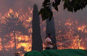 Manavgat'ta orman yangını | Üç yurttaş hayatını kaybetti