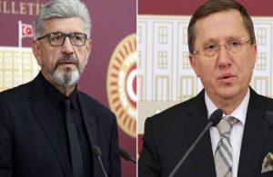 CHP'li İslam ile İYİ Partili Türkkan arasında mülteci tartışması