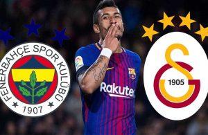 Galatasaray ve Fenerbahçe yarışıyor! Paulinho kararını verdi