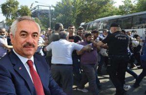 """İçişleri Bakanı Yardımcısı Mehmet Ersoy tutuklanan tütün işçilerini """"elebaşıları"""" diyerek hedef aldı"""