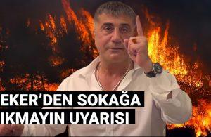 Sedat Peker'in işaret ettiği büyük tehlike ne? (Merdan Yanardağ anlatıyor)