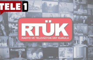 RTÜK'ten TELE1'e 'uyuma' cezası