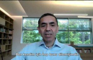 Prof. Dr. Uğur Şahin'den dikkat çeken Türkiye açıklaması